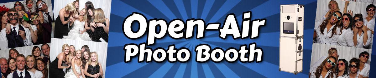 Open-Air Photo Booths